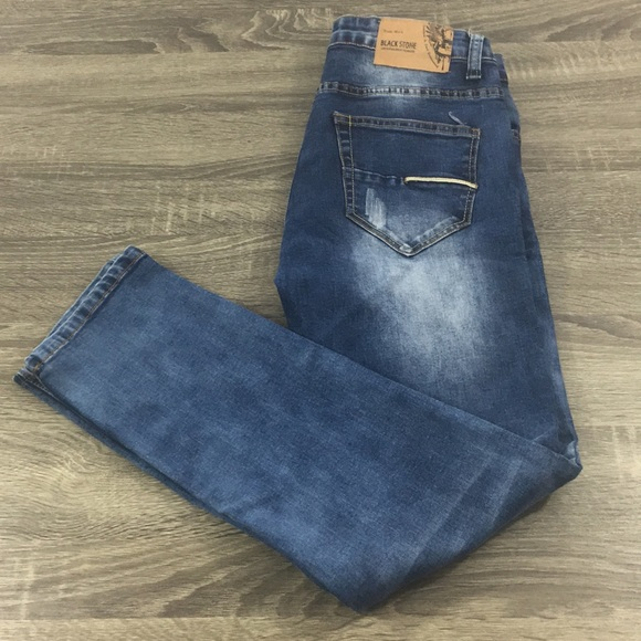 Blackstone Denim - Blackstone Premium Denim Style Jeans W30 L30